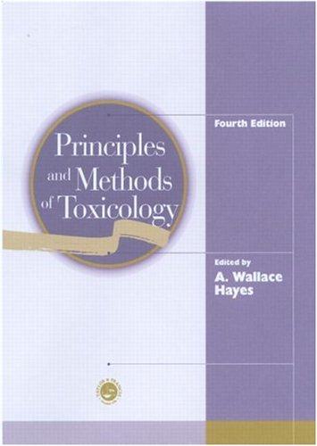 Principles and Methods of Toxicology 9781560328148