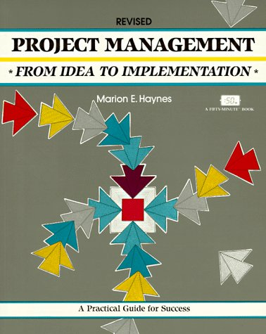 Project Management, Revised 9781560524182