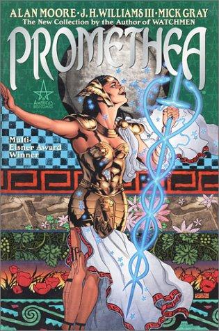 Promethea Bk. 1 : The New Collection by the Author of Watchmen