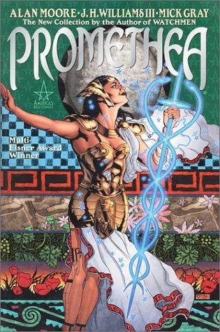 Promethea 9781563896675