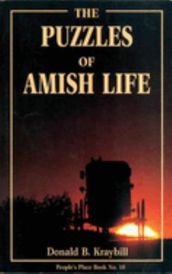 Puzzles of Amish Life 9781561480012