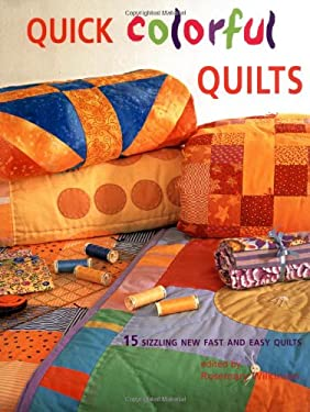 Quick Colorful Quilts 9781561483723