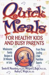 Quick Meals for Healthy Kids and Busy Parents 6998175