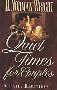 Quiet Times for Couples 9781565076983
