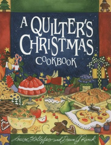 Quilters Christmas Cookbook 9781561482092