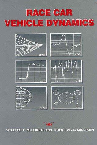 Race Car Vehicle Dynamics 9781560915263