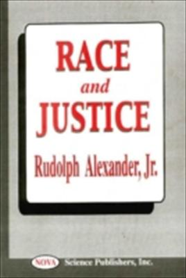 Race and Justice 9781560728092