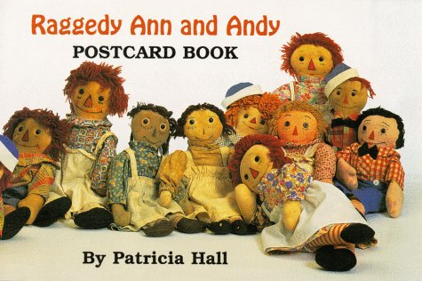Raggedy Ann and Andy Postcard Book 9781565543997