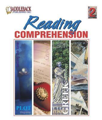 Reading Comprehension 2 9781562542061