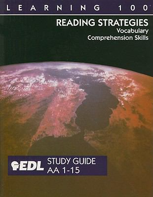 Reading Strategies: AA 1-15: Comprehension Skills 9781562607043