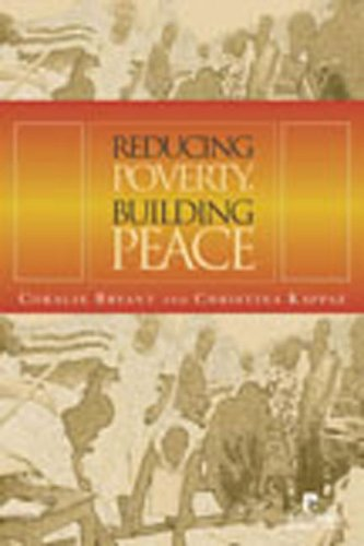 Reducing Poverty Build Peace PB 9781565492059