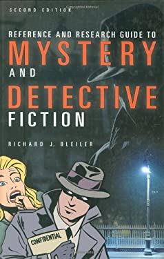 Reference and Research Guide to Mystery and Detective Fiction 9781563089244