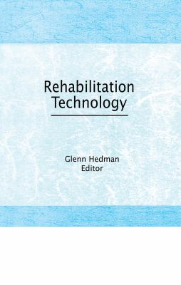 Rehabilitation Technology 9781560240334