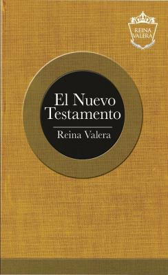 Reina Valera Spanish Outreach New Testament - Gold 9781563205163