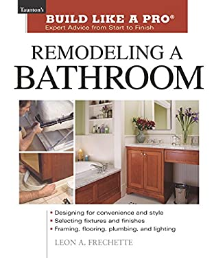 Remodeling a Bathroom 9781561586219