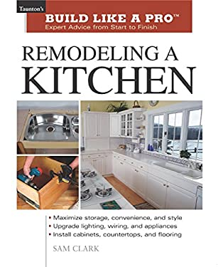 Remodeling a Kitchen 9781561584826