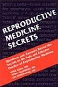 Reproductive Medicine Secrets 9781560535881