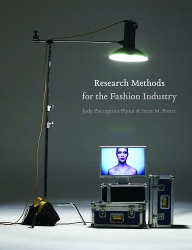 Research Methods for the Fashion Industry 9781563676338