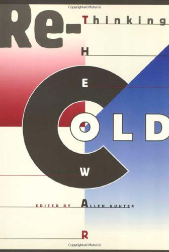 Rethinking the Cold War PB 9781566395625