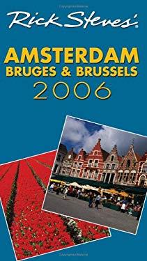 Rick Steves' Amsterdam, Bruges, & Brussels 9781566917193