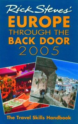 Rick Steves' Europe Through the Back Door 9781566916189