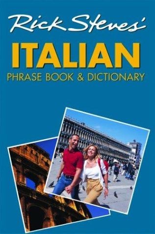 Rick Steves' Italian Phrase Book & Dictionary 9781566915205