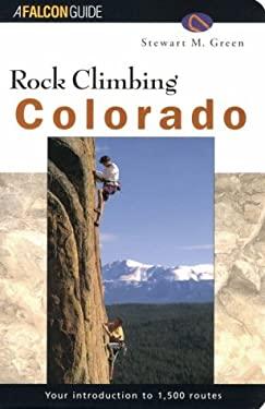 Rock Climbing Colorado 9781560443346