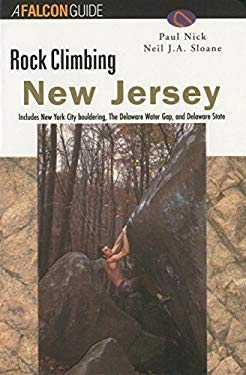 Rock Climbing New Jersey 9781560447900