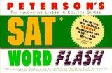 SAT Word Flash 9781560793205