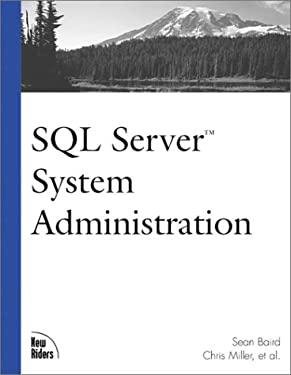 SQL Server System Administration 9781562059552