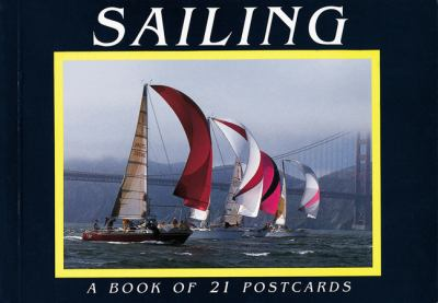 Sailing Postcard Book