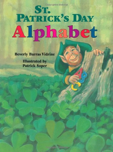 Saint Patricks Day Alphabet 9781565547193
