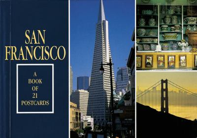 San Francisco Postcard Book 9781563137556