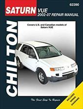 Chilton's Saturn Vue 2002-07 Repair Manual 6979137