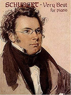 Schubert - Very Best for Piano 9781569221051