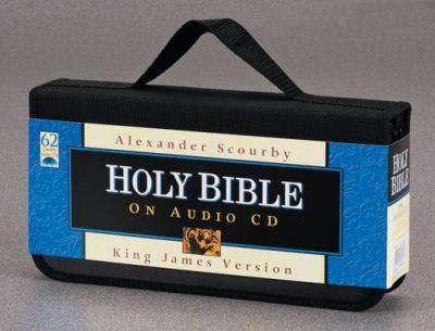 Scourby Bible-KJV 9781565638037