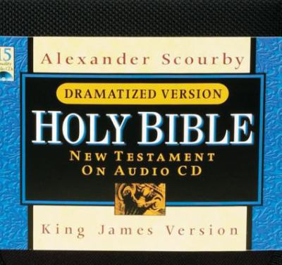 Scourby New Testament-KJV 9781565638853