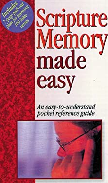 Scripture Memory Made Easy 9781565631069