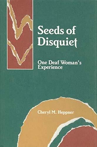 Seeds of Disquiet 9781563680168
