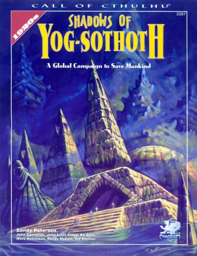 Shadows of Yog-Sothoth 9781568821740