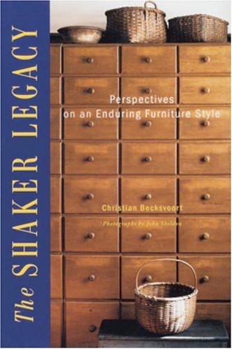 Shaker Legacy 9781561582181