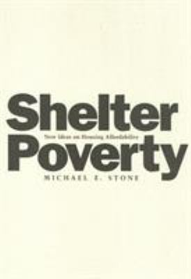 Shelter Poverty PB 9781566390927