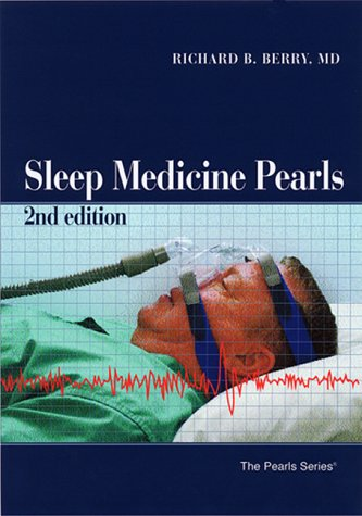 Sleep Medicine Pearls 9781560534907