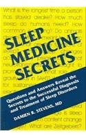 Sleep Medicine Secrets 9781560535928