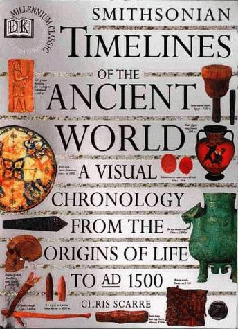 Smithsonian Timelines of the Ancient World : A Visual Chronology from the Origins of Life to A. D. 1500