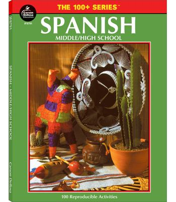 Spanish-Middle School/High School 9781568221984