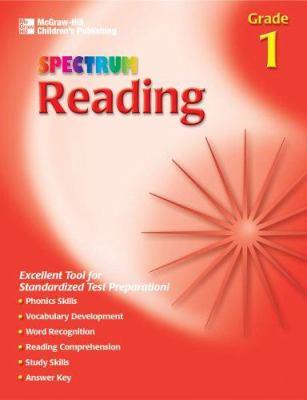 Spectrum Reading, Grade 1 9781561899111