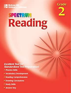 Spectrum Reading, Grade 2 9781561899128