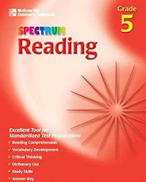 Spectrum Reading, Grade 5 9781561899159