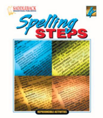 Spelling Steps 4 9781562541422
